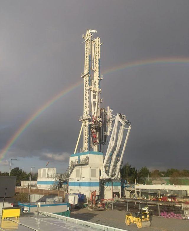 drilling United Dawn